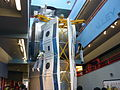 Carnegie Science Center zero gravity climbing wall.JPG