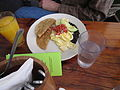 Carrollton Jan14 Maple Satusuma Eggs Beans.JPG
