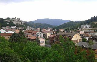 Carsoli Comune in Abruzzo, Italy