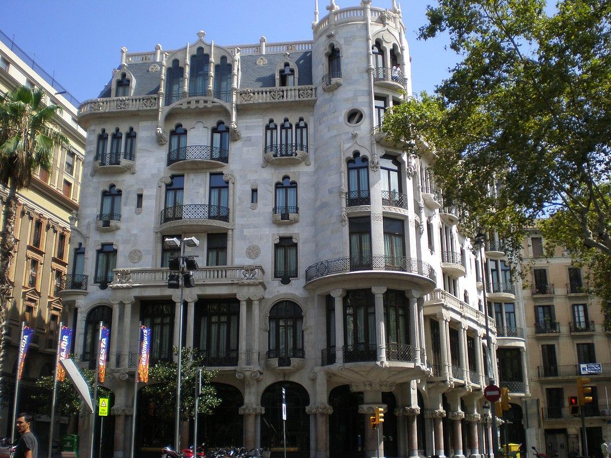 Empresa nacional hidroel ctrica del ribagorzana wikipedia la enciclopedia libre - Hotel casa gracia barcelona ...
