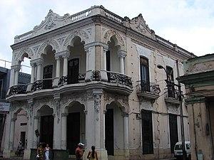 Centro Habana - Image: Casona de la Calle Reina Centro Habana