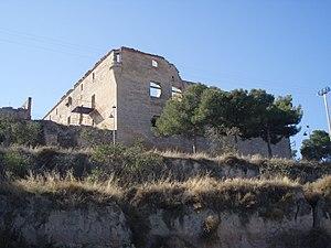 Maldà - Image: Castell de Maldà