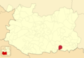 Castellar de Santiago municipality.png