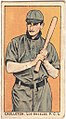 Castleton, Los Angeles Team, baseball card portrait LCCN2008676987.jpg