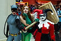 CatWoman, Poison Ivy and Harley Quinn at C2E2 2013 (8688114546).jpg