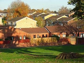 Caversham Park Village village in United Kingdom