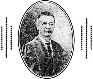 Arellano University - Cayetano Arellano, the first Chief Justice of the Philippine Supreme Court, after whom the university was named.