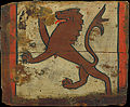 Ceiling panel with rampant lion - Google Art Project.jpg