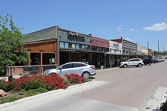 Celina, Texas - Image: Celina, Texas