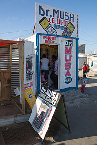 Cellphone repair shop, Joe Slovo Park, Cape Town, South Africa-3384.jpg