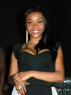 Celma Ribas Angolan singer