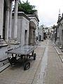 Cementerio de la Recoleta cart.jpg