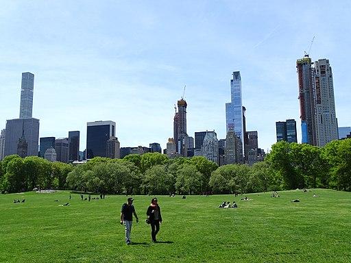 Central Park Scene - Manhattan - New York City - USA - 01 (41147016205)