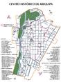 Centro Histórico de la ciudad de Arequipa (mapa).png