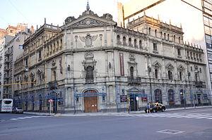 Teatro Nacional Cervantes - Image: Cervantes Theatre (Teatro Cervantes) (4729466952)
