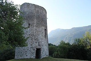 Château de Saint-Michel-de-Maurienne
