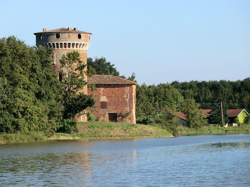 Château du Plantay en septembre 2013.