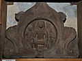 Chaitya Window - Indra - Circa 5th Century CE - Bhumara - Madhya Pradesh - Indian Museum - Kolkata 2013-04-10 7796.JPG