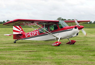 Champion Aircraft - 8KCAB Super Decathlon, built 2005