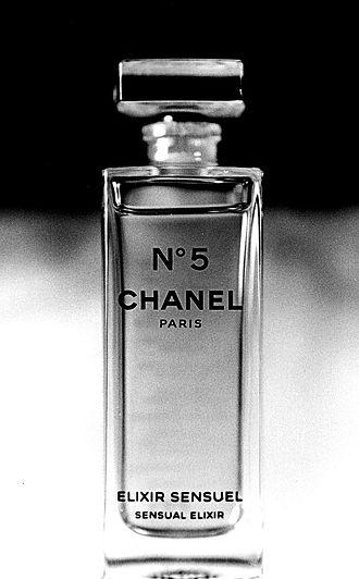 Chanel No. 5 - Chanel N°5 Elixir sensuel