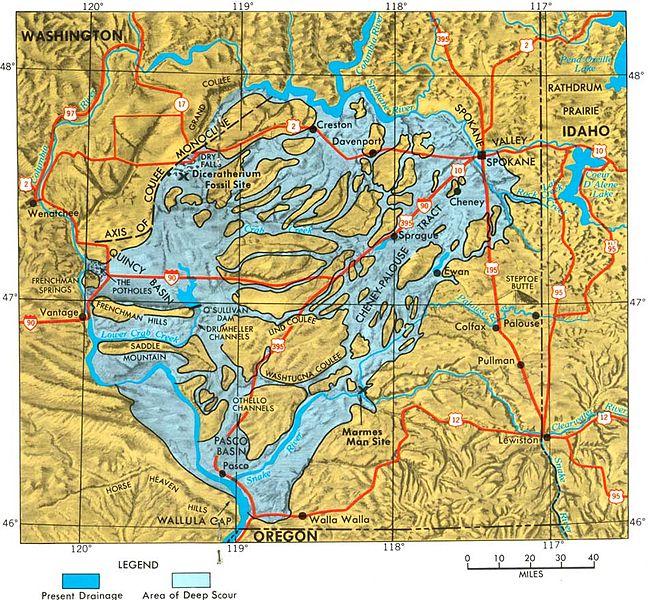 File:Channeled Scablands during flood.jpg