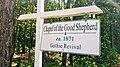 Chapel of the Good Shepherd sign.jpg