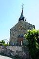 Chapelle Notre-Dame-des-Vallées de Saint-Denis-de-Méré (Pont-Érambourg). Vue nord-ouest.jpg