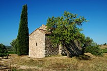 Chapelle Saint-Laurent de Moussan - chevet - 01.JPG