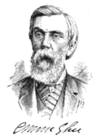 East Tennessee, Virginia and Georgia Railway - Charles McClung McGhee