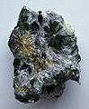 Charoite, Aegirine, Fedorite - Vostochnyi Mine, Murun-Massif, Russia.JPG