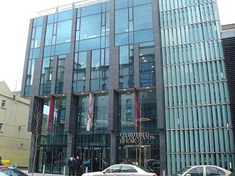 Chartered Accountants Ireland - Chartered Accountants House, Pearse Street
