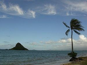 Kāneʻohe Bay - Mokoli{{okina}}i (Chinaman's Hat)
