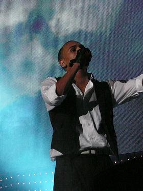Chris Brown Concert on Chris Brown   N Cadrul Unui Concert Sus  Inut   N Noiembrie 2008    N
