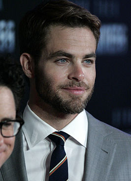 Chris Pine bij de première van Star Trek Into Darkness in Sydney