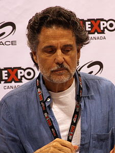 Chris Sarandon, Fan Expo Canada 2012 (crop).jpg
