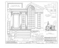 Christ Church (Episcopal), Columbus and Cameron Streets, Alexandria, Independent City, VA HABS VA,7-ALEX,2- (sheet 7 of 13).png