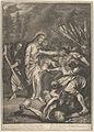 Christ Taken Prisoner in the Garden, from The Passion of Christ, plate 8 MET DP835974.jpg