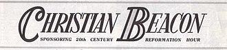 Carl McIntire - Logo of the Christian Beacon.