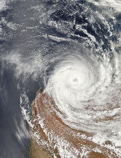 Cyclone Christine