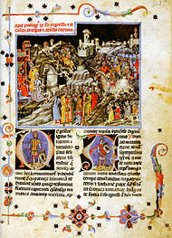 Decoration from the Illuminated Chronicle