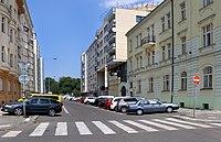Chrudimská street, Praha.jpg