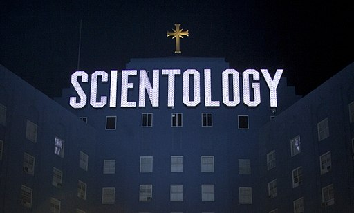 Church of Scientology Big Blue Los Angeles