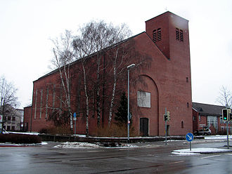 Dingolfing - Saint Joseph Roman Catholic Church