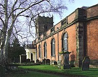 Church of St Mary and St Luke, Shareshill, Staffordshire - geograph.org.uk - 662286.jpg