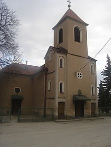 Church of all saints - Actualy this is old picture. Mean time we changed this small church to bigger one. - panoramio.jpg