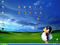 Ciberlinux-desktop-screenshot