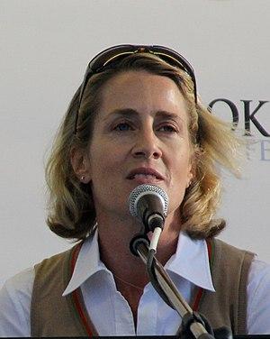 Cecily von Ziegesar - Image: Cicily von Ziegesar crop @ BBF (8024289067)