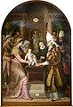 Circoncisione di Gesù Bambino (Livio Agresti,1558, Museo Diocesano e Capitolare di Terni).jpg