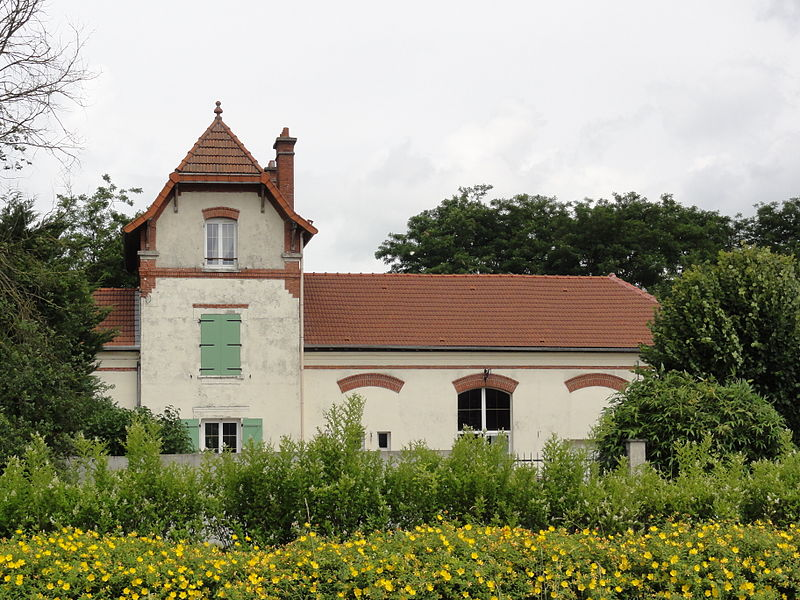 Ciry-Salsogne (Aisne) ancienne gare