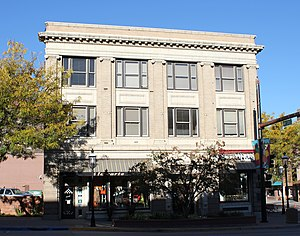 National Register of Historic Places listings in Garfield County, Colorado - Image: Citizens National Bank Building